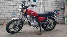 Tuko TK-7 150cc 1 MES DE USO