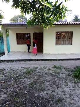 Vendo casa en Campeche Atlantco