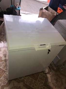 Se vende congelador challenger.