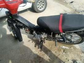 Vendo moto tipo balazo barata
