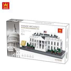 LEGO ARQUITECTURA DEL MUNDO MODERNO