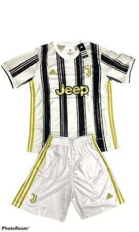 Uniformes de fútbol Juventus