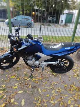 Vendo o permuto ybr 250cc