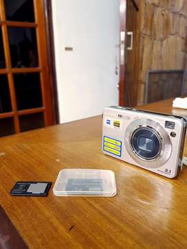 Vendo Sony Cybershot 8.1 Mp