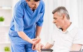 Cuidado de adultos mayores o con capacidades especiales