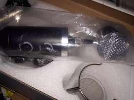 Microfono condensador SIN USO EN CAJA