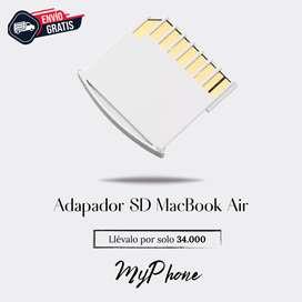Adaptador Micro SD para MacBook Air