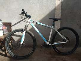 Bicicleta diamond back