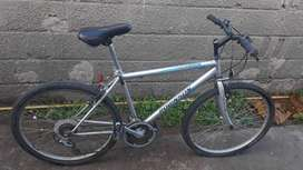 Bendo bicicleta rodado 26 nueva dos meses de uso