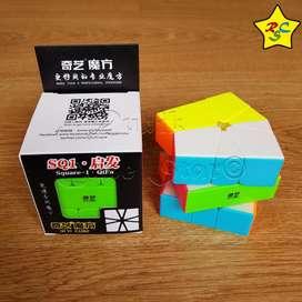 Square One Qifa Qiyi Cubo Rubik Speedcube Stickerless