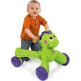Triciclo dinosaurio musical