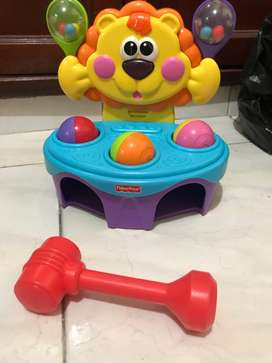 Leon Musical Actividades FISHER PRICE