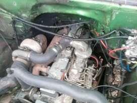 Volqueta , Chevrolet modelo 88 ,pública