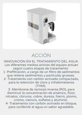 PSA Ropot Dispositivo de Acondicionamiento de Agua