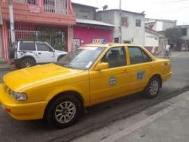 Chófer de taxi Guayaquil