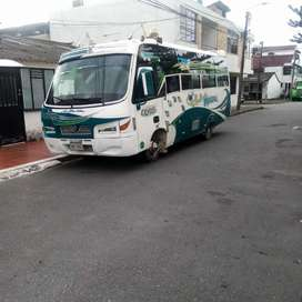 Buseta Villavicencio Nissan