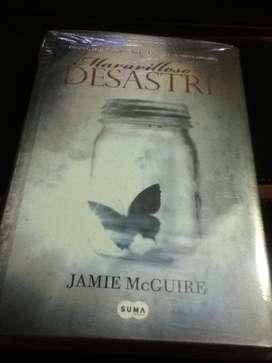 Libro Maravilloso Desastre Beautiful Disaster
