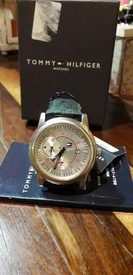 Reloj Tommy Hilfiger,fechador Original