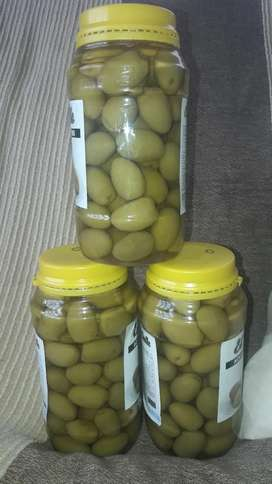 Aceitunas Verdes 00 X 500grs