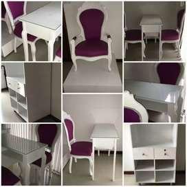 mobiliario para spa