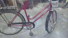 bicicleta francesa mujer rodado 26