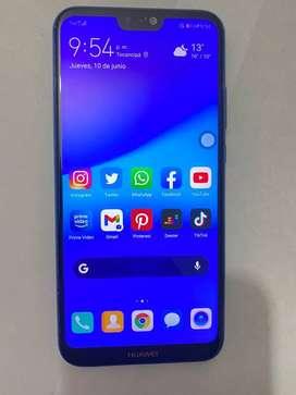 Huawei P20 Lite Dual Sim 32 Gb Azul Klein 4 Gb Ram