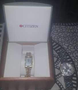 Relojes Citizen Y Guess