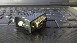Convertidor Salida DVI a VGA