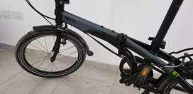 Bicicleta plegable TERN D71