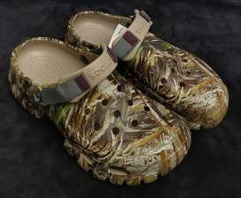 Crocs yocan comfort camuflados