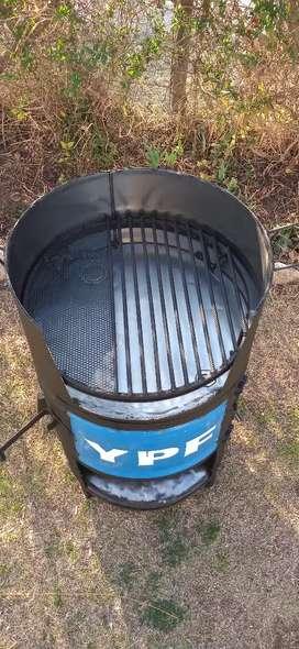 Vendo parilla horno tambor