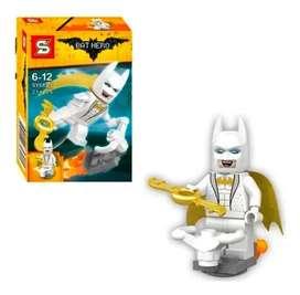 Batman Rompecabezas Juguete Didáctico Blocks Jugueteria