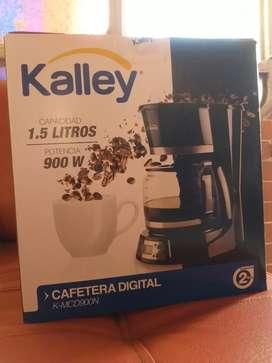 Cafetera Nueva marca Kalley