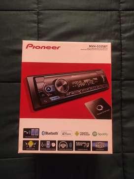 Radio Pioneer S325BT 1DIN Bluetooth