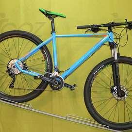 Bicicleta Vairo 8.5 Rod 29 20v Deore