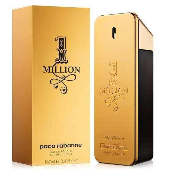 Perfume One Million de Paco Rabane para hombre, nuevo sellado en caja original traído de Miami 0