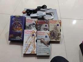 Grabadora video cassette - VHS Samsung (SV-J60UP)