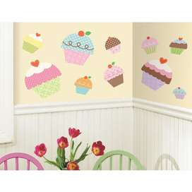 Stickers Decorativos Room Mates Cup Cake