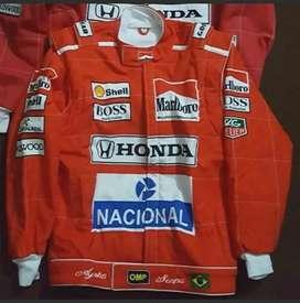 Vendo Chompa F1 Ayrton Senna McLaren Honda nueva y original