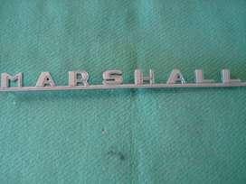 Marca O Logo De Heladeras Marshall Usados