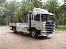 CAMION JAC 13 toneladas chasis EURO 4 - Modelo 4x2