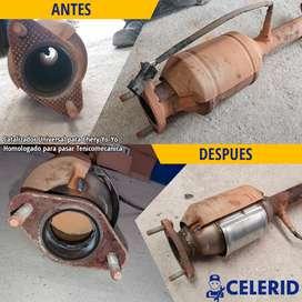 Venta y Reparación de CATALIZADORES para Chevrolet, Renault, Hyudai y Nissan
