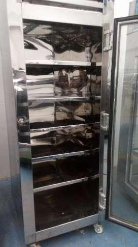 Congelador 8 divisiones