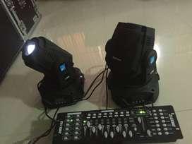 Alquiler de luces sonido DJ en Chiclayo