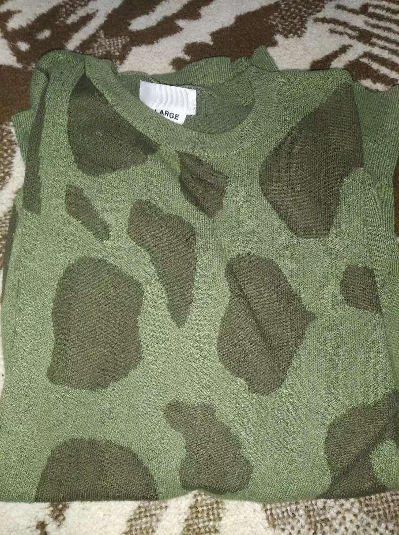 Suéter talla X 0
