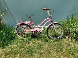 Vendo bicicleta de niñas