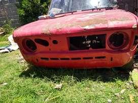 Fiat 128 para restaurar