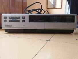 Videos cassette recorder vhs