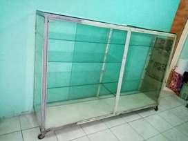 Vendo vitrina metálica grande