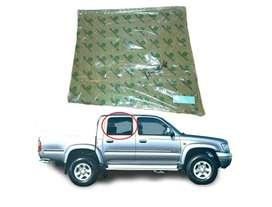 Vidrio Cristal Puerta Trasera Derecha Toyota Hilux 1996 Al 2004